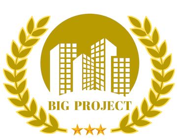 数多くのビッグプロジェクトに参加